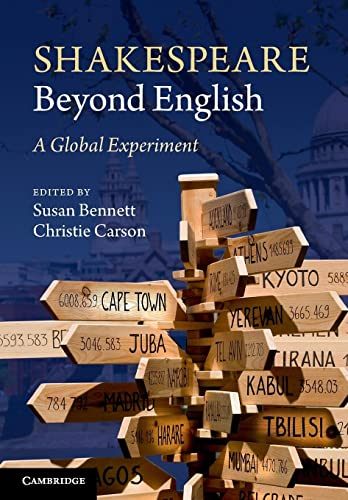 9781107674691: Shakespeare beyond English: A Global Experiment