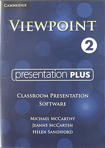 9781107675773: Viewpoint Level 2 Presentation Plus