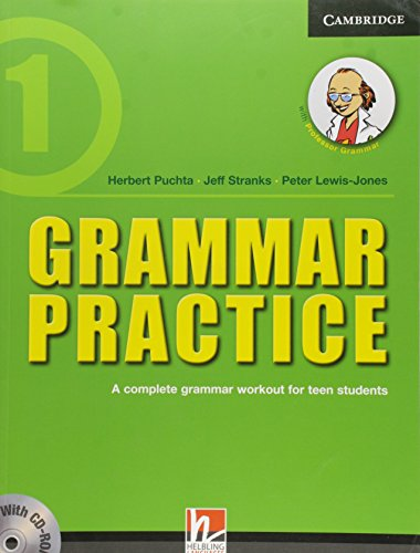 9781107675872: Grammar Practice Level 1 Paperback with CD-ROM: A Complete Grammar Workout for Teen Students