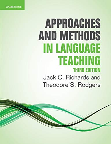 Approaches and Methods in Language Teaching (3rd: Jack C. Richards,