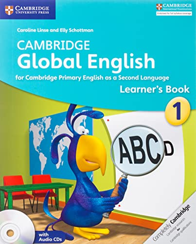 Cambridge Global English Stage 1 Learner's Book With Audio Cd