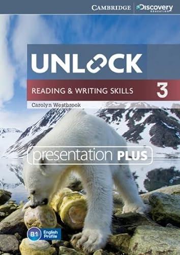 Unlock Level 3 Reading and Writing Skills Presentation Plus DVD-ROM: Carolyn Westbrook