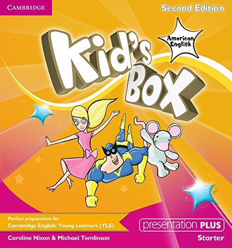 9781107676947: Kid's Box Updated 2nd edition. Level Starter: Presentation Plus. DVD-ROM
