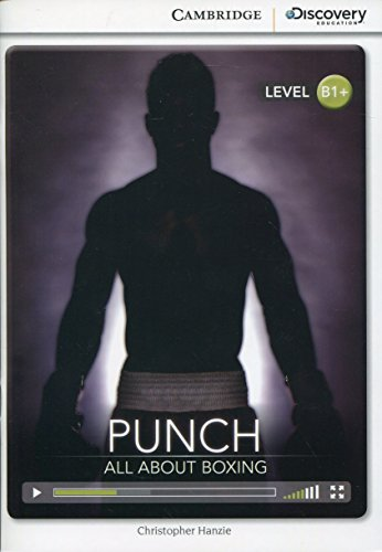 9781107677272: Punch: All About Boxing Intermediate Book with Online Access (Cambridge Discovery Interactive Readers)