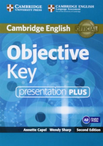 9781107677760: Objective Key Presentation Plus DVD-ROM Second Edition