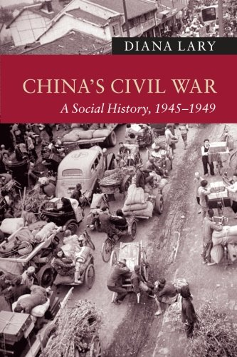 China's Civil War (Paperback or Softback): Lary, Diana