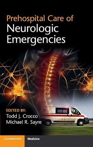 9781107678323: Prehospital Care of Neurologic Emergencies