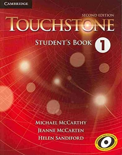 9781107679870: Touchstone Level 1 Student's Book Second Edition