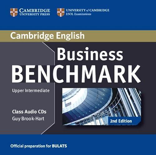 Business Benchmark Upper Intermediate BULATS Class Audio: Guy Brook-Hart