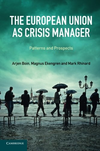 9781107680289: The European Union as Crisis Manager: Patterns and Prospects