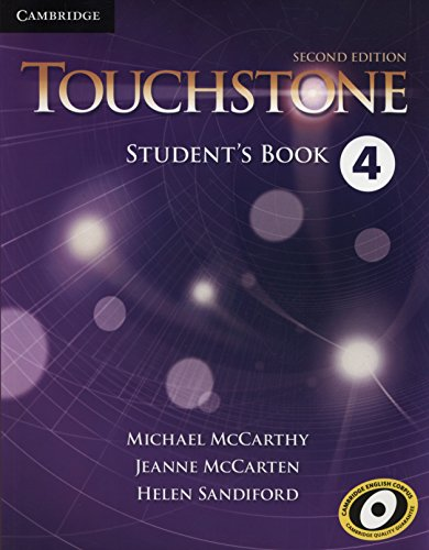 9781107680432: Touchstone Level 4 Student's Book Second Edition