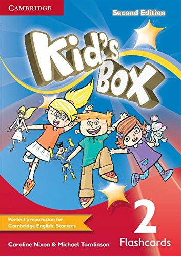 9781107680449: Kid's Box Level 2 Flashcards (Pack of 103) Second Edition - 9781107680449