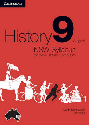 History NSW Syllabus for the Australian Curriculum Year 9 Stage 5 Bundle 3 Textbook and Electronic ...