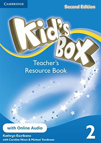 9781107680821: Kid's Box Level 2 Teacher's Resource Book with Online Audio Second Edition - 9781107680821