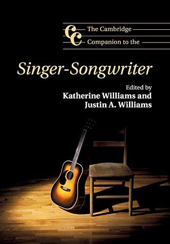 9781107680913: The Cambridge Companion to the Singer-Songwriter (Cambridge Companions to Music)