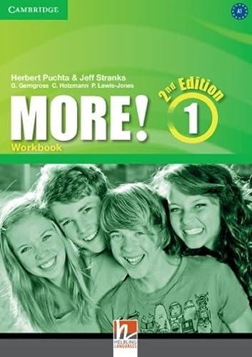 9781107681354: More! Level 1 Workbook