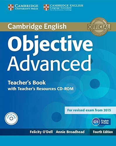 9781107681453: Objective Advanced Teacher's Book with Teacher's Resources CD-ROM