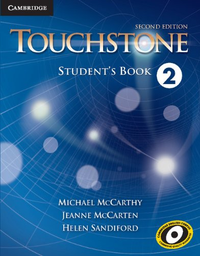 9781107681736: Touchstone Level 2 Student's Book Second Edition