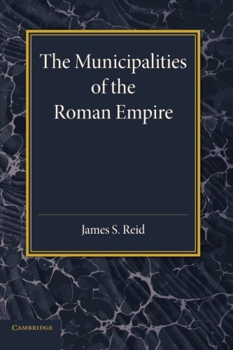 9781107683082: The Municipalities of the Roman Empire
