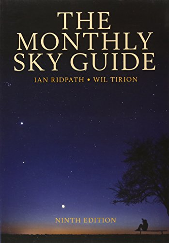 9781107683150: The Monthly Sky Guide 9th Edition Paperback