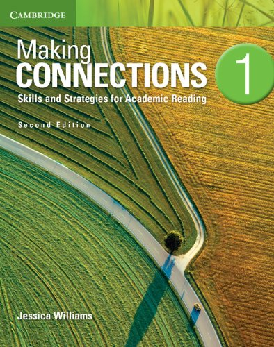 Making Connections Level 1 Student's Book: Skills and Strategies for Academic Reading: ...
