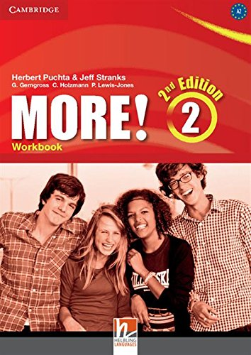 9781107684249: More! Level 2 Workbook Second Edition - 9781107684249