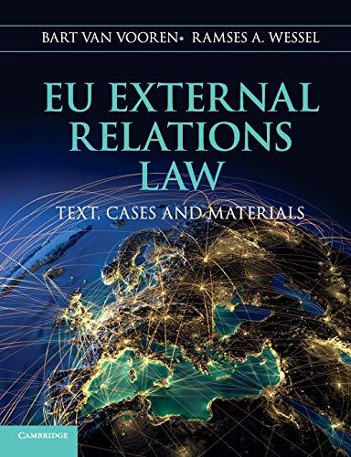 9781107684300: Eu External Relations Law: Text, Cases And Materials