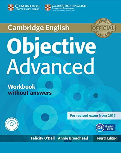 9781107684355: Objective Advanced Workbook without Answers with Audio CD