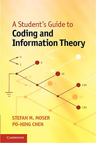 9781107684577: A Student's Guide to Coding and Information Theory