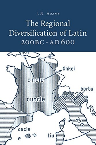 9781107684584: The Regional Diversification of Latin 200 BC - AD 600