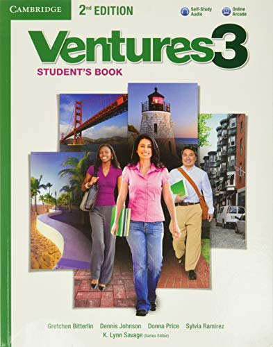 9781107684720: Ventures Level 3 Student's Book with Audio CD