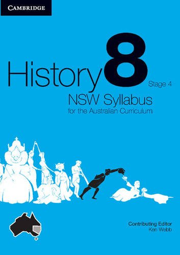 History NSW Syllabus for the Australian Curriculum Year 8 Stage 4 Bundle 5 Textbook, Interactive ...