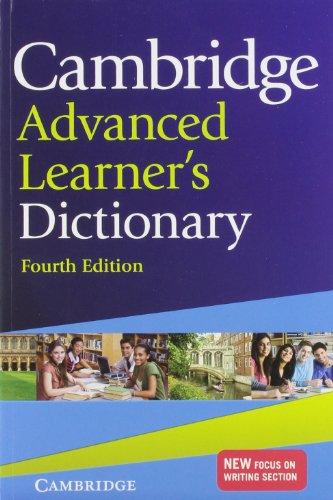 9781107685499: Cambridge Advanced Learner's Dictionary