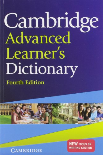 9781107685499: Cambridge Advanced Learner's Dictionary