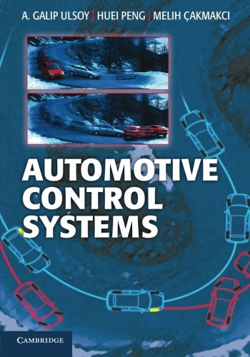 9781107686045: Automotive Control Systems