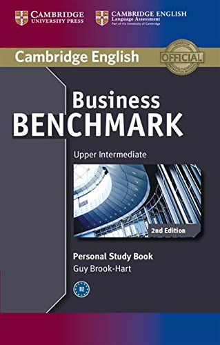 9781107686601: Business Benchmark 2nd Upper Intermediate BULATS and Business Vantage Personal Study Book (Cambridge English)