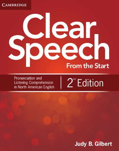 9781107687158: Clear Speech from the Start 2nd Student's Book
