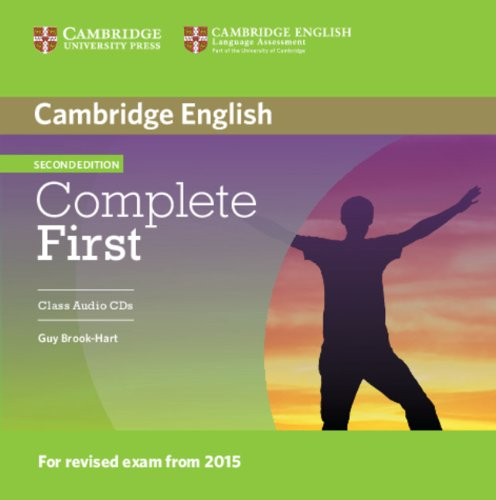 9781107687349: Complete First Class Audio CDs (2) Second Edition