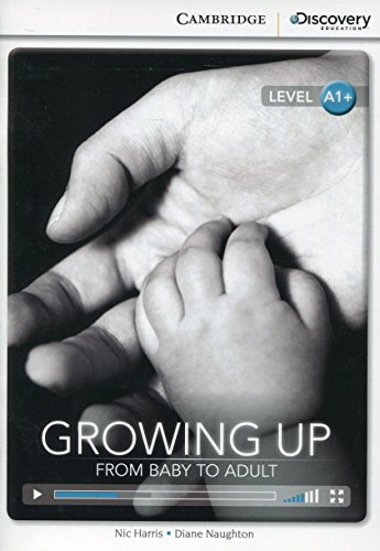 9781107687448: Growing Up: From Baby to Adult High Beginning Book with Online Access (Cambridge Discovery Interactive Readers)