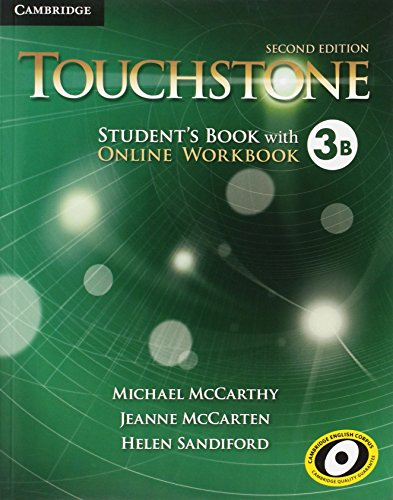9781107687462: Touchstone Level 3 Student's Book B with Online Workbook B Second Edition