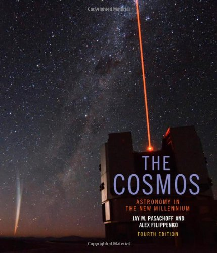 The Cosmos: Astronomy in the New Millennium: Pasachoff, Jay M.;