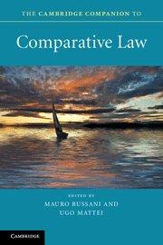 9781107687769: The Cambridge Companion to Comparative Law South Asian Edition
