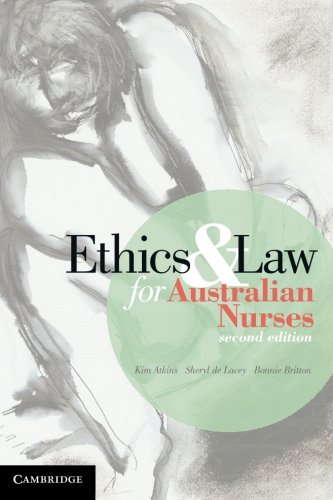 Ethics and Law for Australian Nurses: Kim Atkins