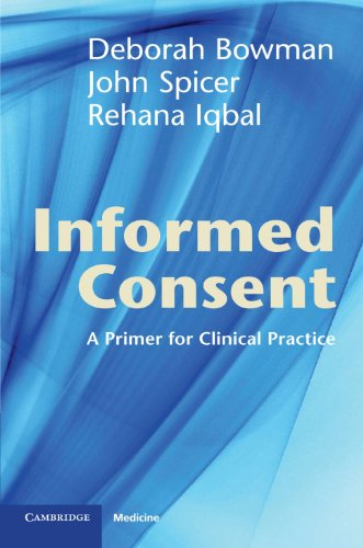 9781107688063: Informed Consent: A Primer for Clinical Practice
