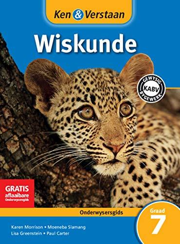 9781107688216: Ken & Verstaan Wiskunde Onderwysersgids Graad 7 (CAPS Mathematics) (Afrikaans Edition)