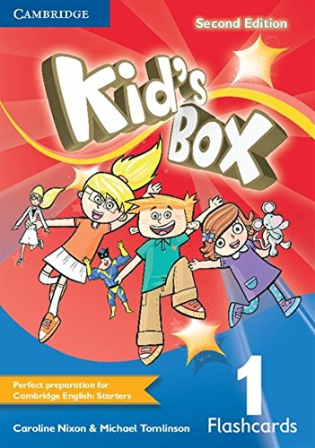 9781107688261: Kid's Box Level 1 Flashcards (Pack of 96) Second Edition - 9781107688261