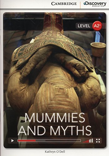 9781107688308: Mummies and Myths Low Intermediate Book with Online Access (Cambridge Discovery Interactive Readers)
