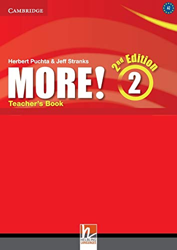 9781107688384: More! Level 2 Teacher's Book Second Edition - 9781107688384