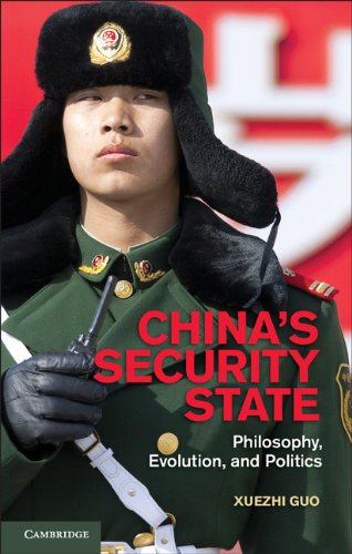 9781107688506: China's Security State: Philosophy, Evolution, and Politics