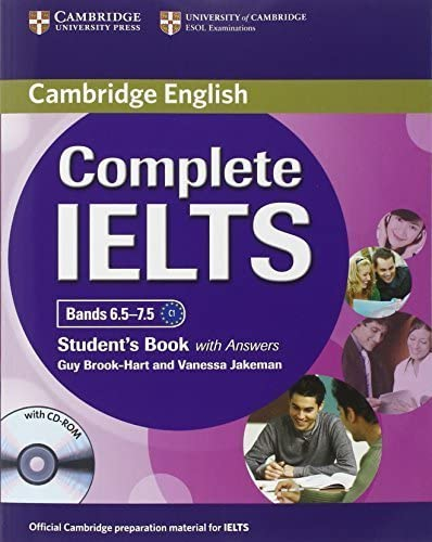9781107688636: Complete IELTS Bands 6.5-7.5 Student's Pack
